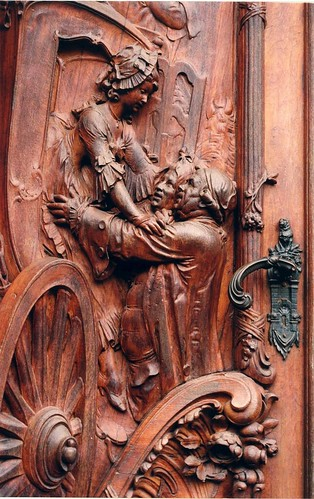 Carved door | by russ2243