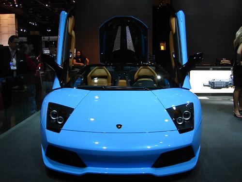 Powder Blue Lamborghini Merobson Flickr