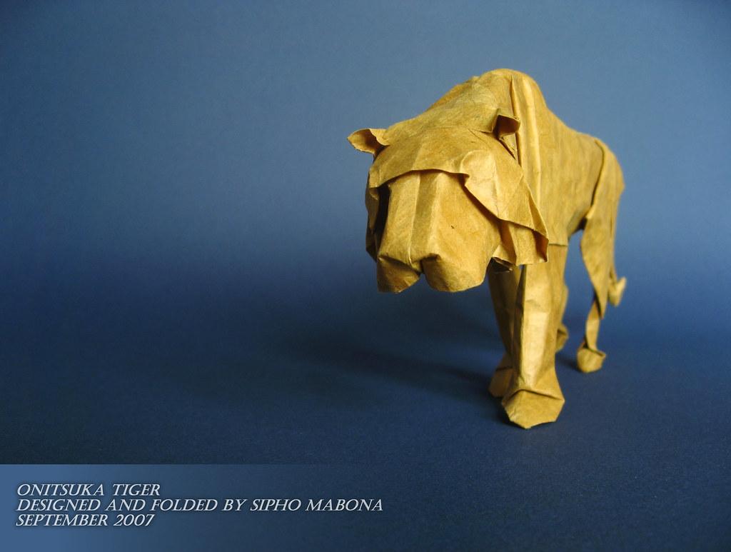 Asics Tiger Origami