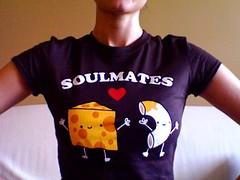 Soulmates t-shirt | by Amy Guth