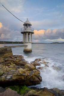 Cremorne Lighthouse | by nathankaso