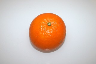 12 - Zutat Orange / Ingredient orange