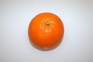 12 - Zutat Orange / Ingredient orange