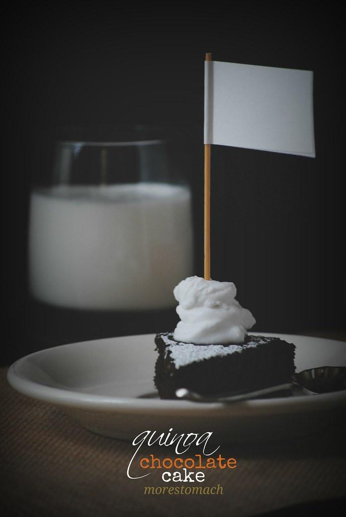 Quinoa Chocolate Cake