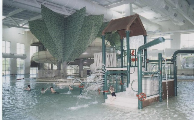 pool in the community center the westerville community cen flickr