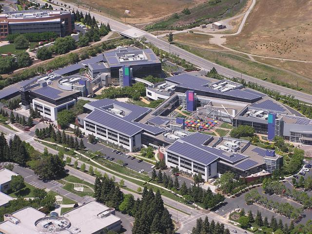 Google_headquarters_solar_panels | Flickr - Photo Sharing!