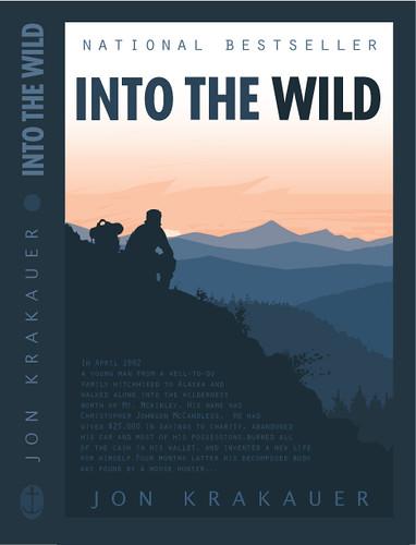 book analysis into the wild