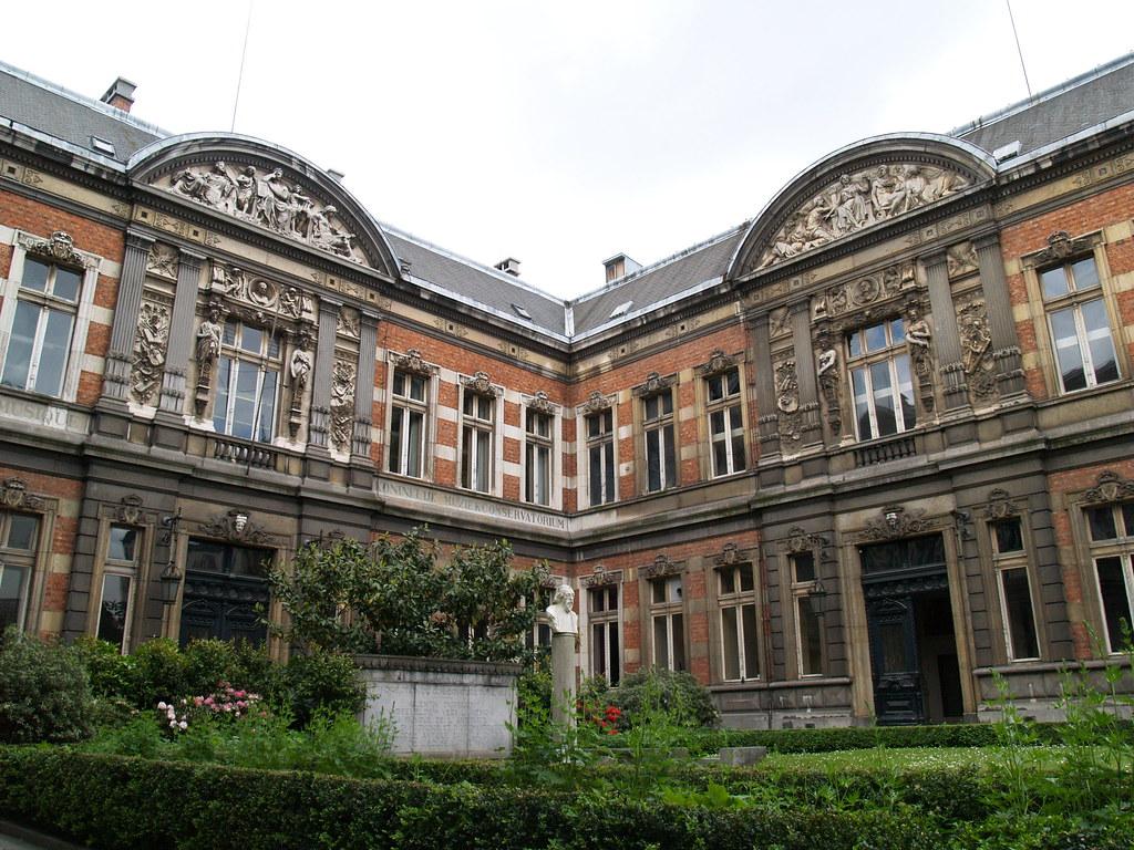 koninklijk conservatorium brussel erasmushogeschool