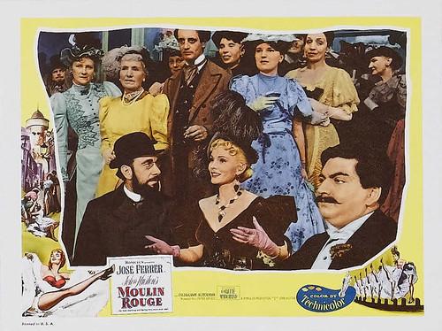 Moulin Rouge - 1952 - lobbycard 2