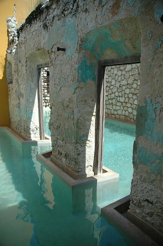 Pool #4, Hacienda Puerta  Campeche, Campeche | by Richard Babington