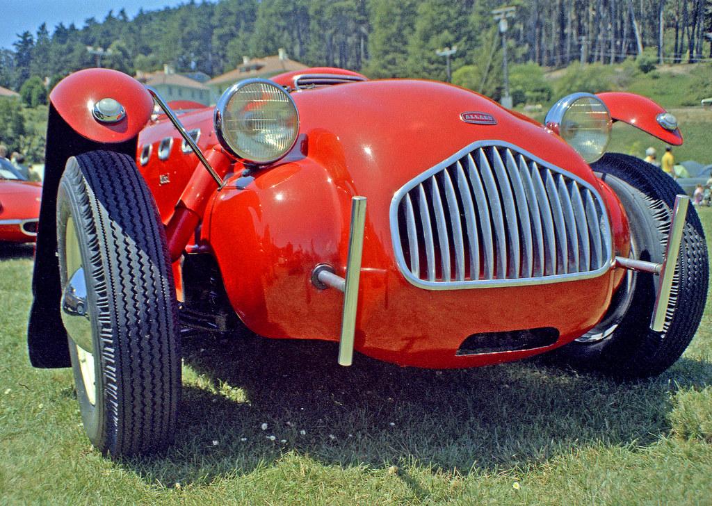 Vintage Automobiles | Cad-Allard, the Blacksmith\'s revenge | Lee ...
