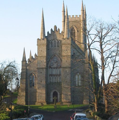 Down Cathedral Ireland Down Cathedral in