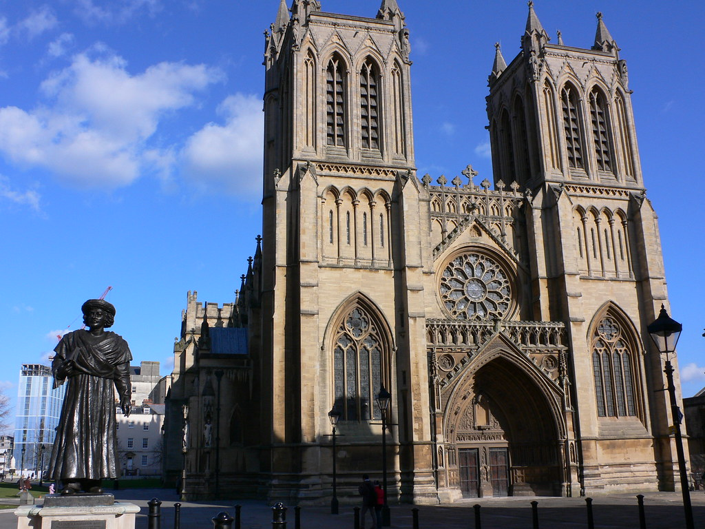 Bristol Cathedral things to do united kingdom