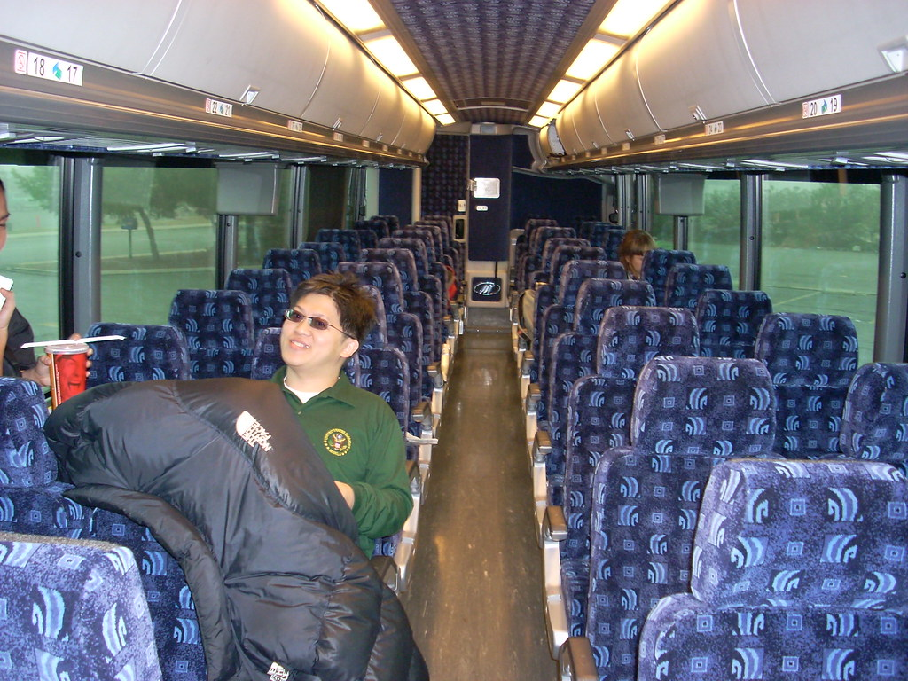 Megabus Interior Coach America S Megabus Service Has All