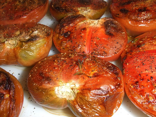 roasted tomatoes | by bitmask
