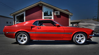 69 Ford Mustang | by William Follett