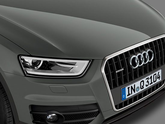Audi Q3 Colour Daytona Grey Pearl Effect Www M25audi
