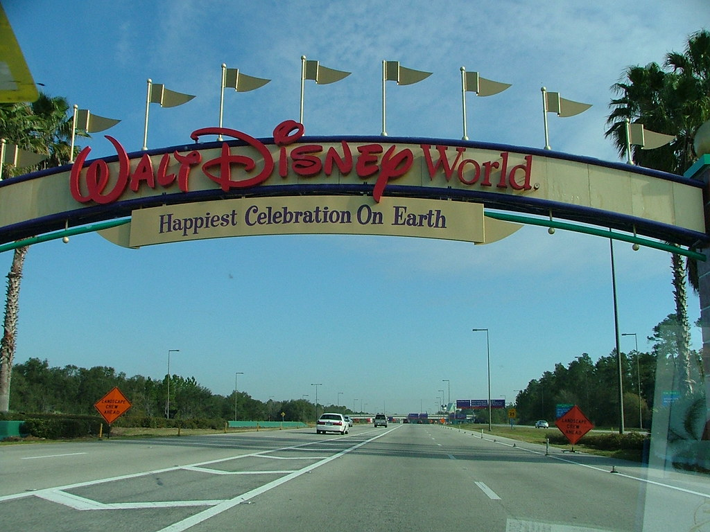 Walt Disney World Orlando Florida Theme Park And Rides Ent Flickr