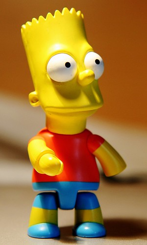 Bart Simpson | by chenta