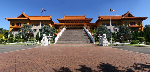 Nan Tien Temple front | by J.woof