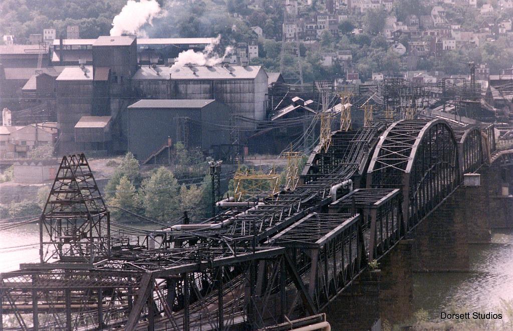 Jones Amp Laughlin Steel Hot Metal Bridges A Scanned
