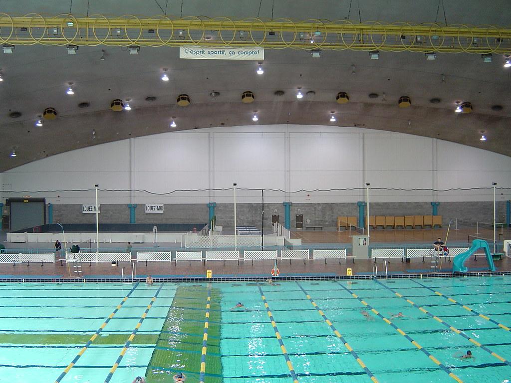 Olympic Swimming Pool Montreal Gab Liz Flickr