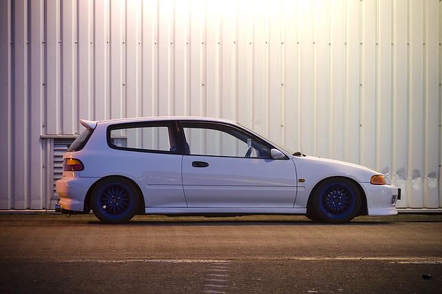 New Honda Civic >> Honda civic eg3 | Katjana Vrosch | Flickr
