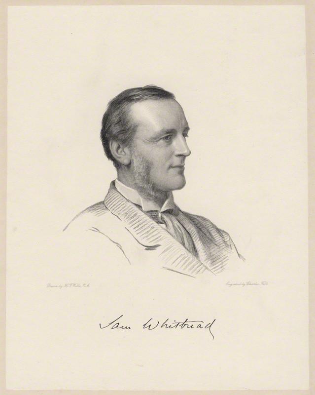 NPG D9981; Samuel Whitbread