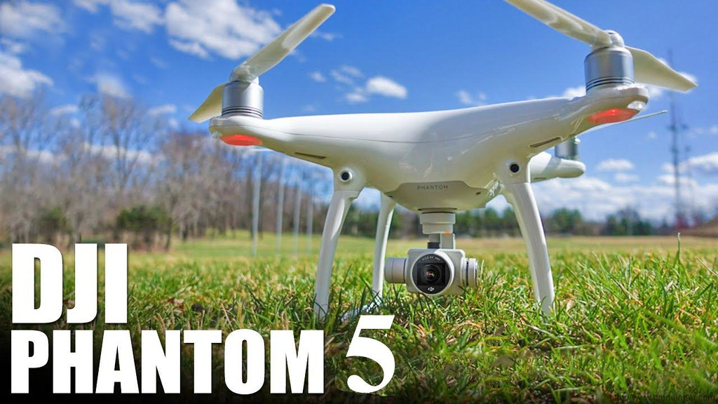 By Joeliter Will DJI Phantom 5 Be Your Drone