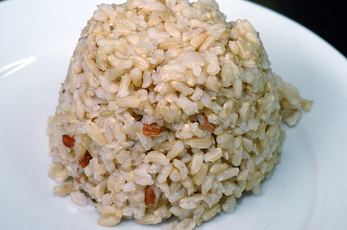 Brown rice | by Yongjiet