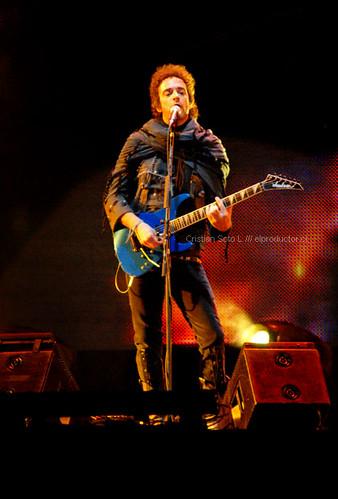 star du rock national argentin
