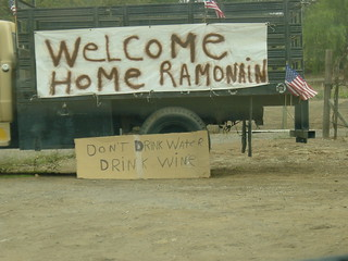 """Welcome Home Ramonain"" 