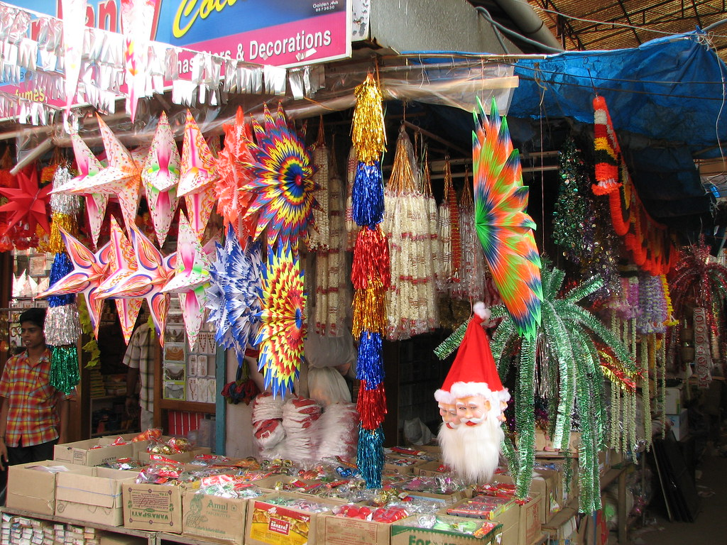 India kerala 071 cochin xmas decorations for sale - Buy christmas decorations online india ...