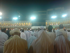 British Hajj Delegation: the Holy Kaabah in the Grand Mosque | by Foreign and Commonwealth Office