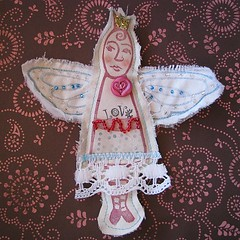 Queen Valentine Fairy | by Regina Lord (creative kismet)