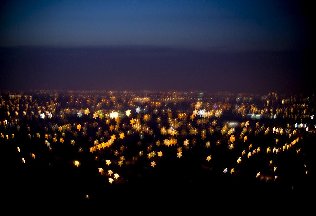 Dublin City at Night Dublin City Lights With