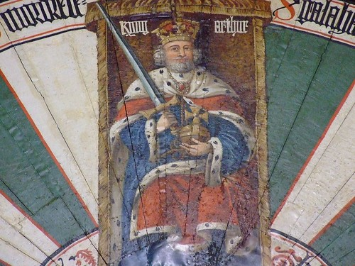 King Arthur at the Great Hall | by David Spender