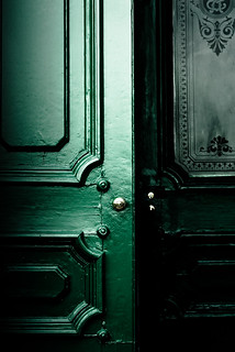 Green Doorway | by aravis121