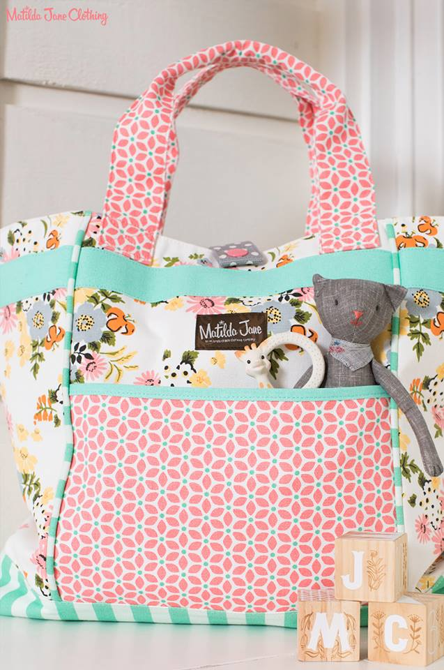 MJC Baby Shower Tote