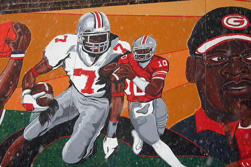 Glenville Sports Mural | by StickWare