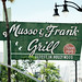 Musso & Frank Grill, 6667 Hollywood Boulevard, Hollywood, California
