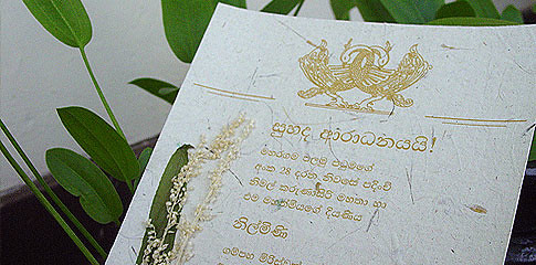Sri Lankan Wedding Invitations Wedding Invitations Greet Flickr