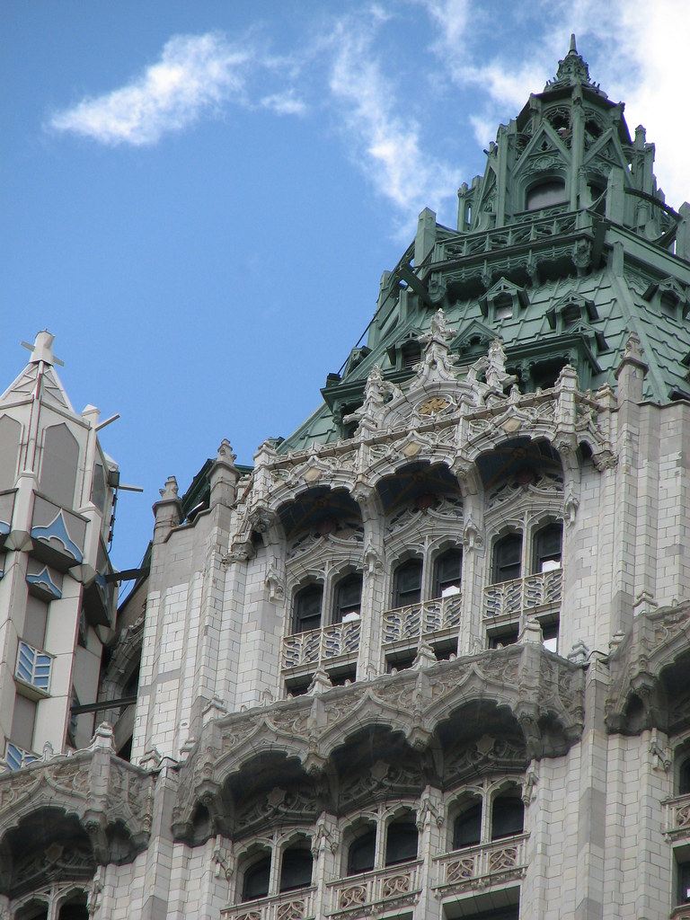 Woolworth Building The Woolworth Building Will Kick Your