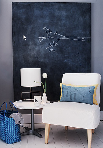 chalkboard wall | by jennifer_hagler
