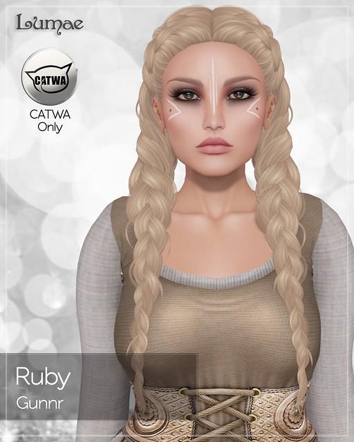 Ruby - Catwa - Gunnr