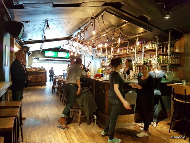 Pour House Pub and Kitchen interior