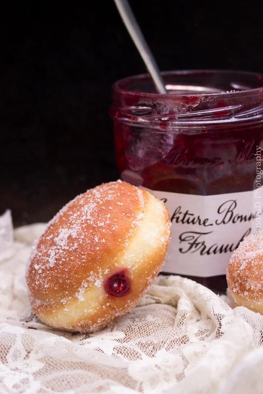 Bombas Fritas - Spanish Doughnuts