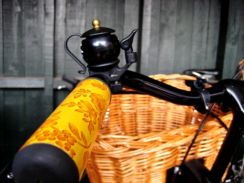 Teapot Bike Bell | by Mikael Colville-Andersen