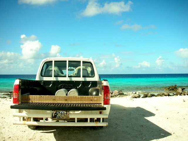 Rent-a-car in Bonaire