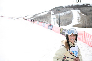 Torah Bright Smiling on the Slope | by Official Roxy Photos